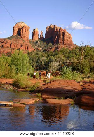 Red Rock Crossing State Park  Sedona, Arizona