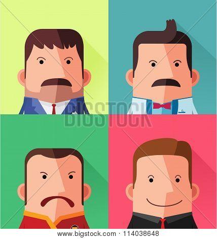 avatar character design