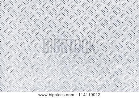 Diamond Checker Plate Metal Texture