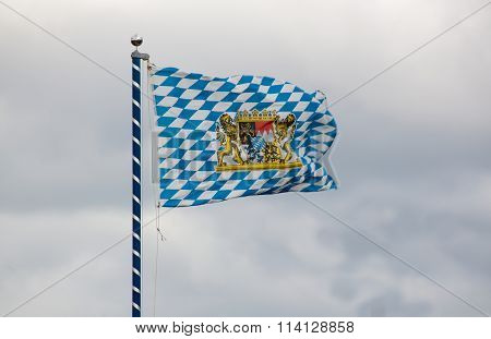 Bavarian state flag