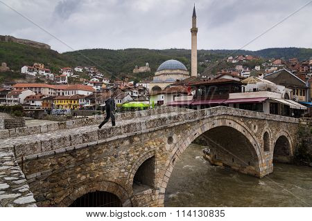 Bridge in Kosovo