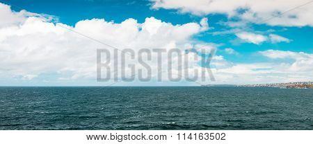 Tasman Sea View