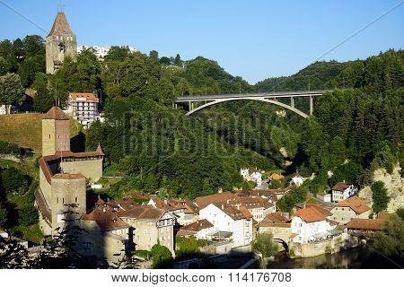 Pont Du Gotteron