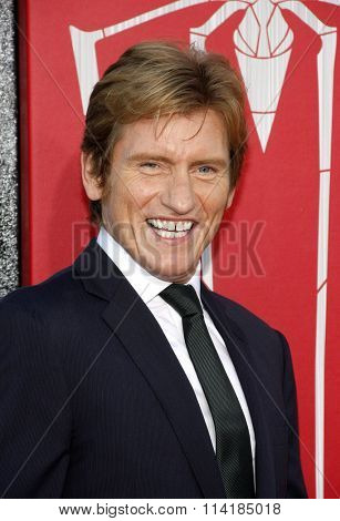 LOS ANGELES, CALIFORNIA - June 28, 2012. Denis Leary at the Los Angeles premiere of