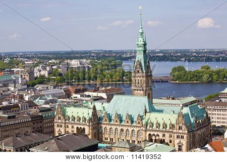 Speicherstadt Hamburg Germany