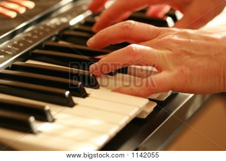 Playing The Electric Piano