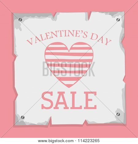 valentines day sale design
