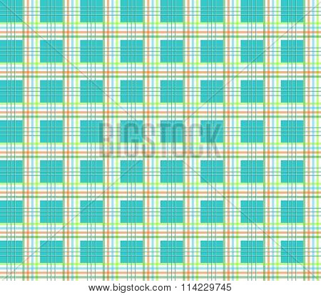 Modern Plaid Pattern