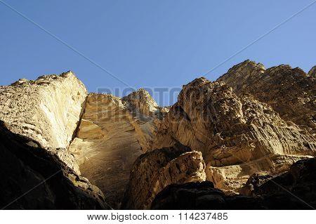 Sandstone Mountains, Jordan
