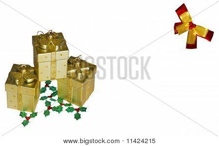 Present Box Card