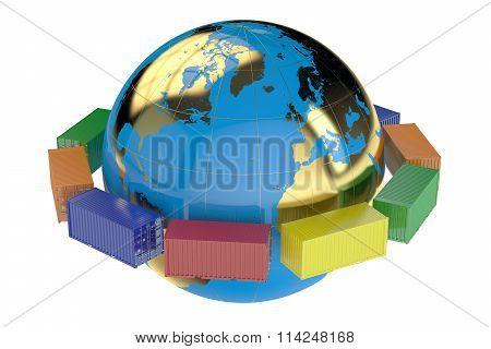 Global Cargo Shipping