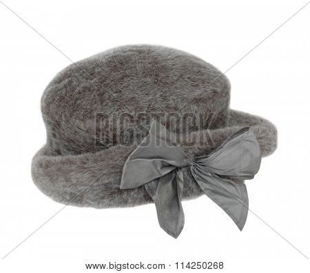furl cap isolated on white background