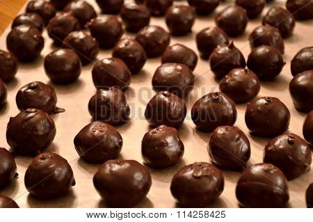 Chocolate Bon-bon Candy