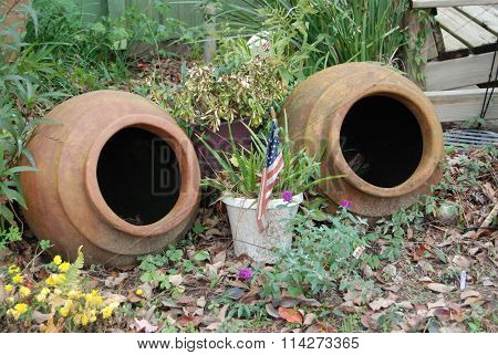 Decorative Urns