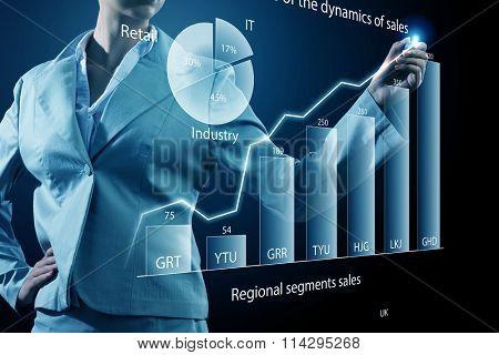 Average sales report