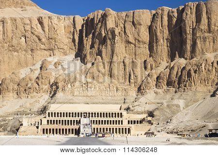 Hatshepsut Temple, Egypt