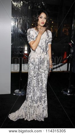 Vanessa Hudgens at the Los Angeles Premiere of