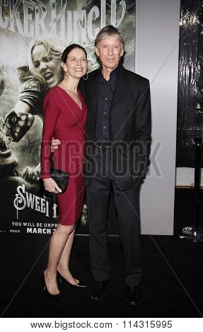 Scott Glenn at the Los Angeles Premiere of
