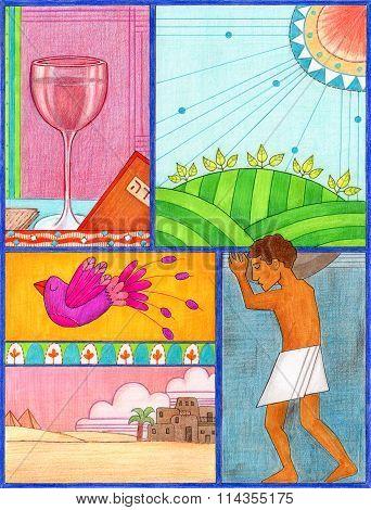Passover Art