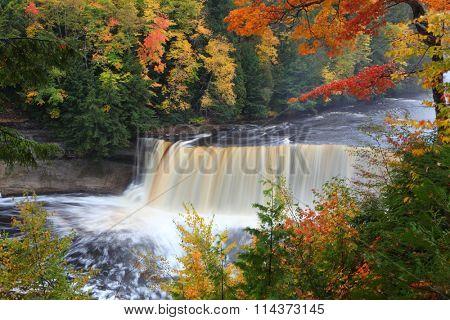 Tahquamenon Falls State Park Paradise Upper Peninsula Michigan