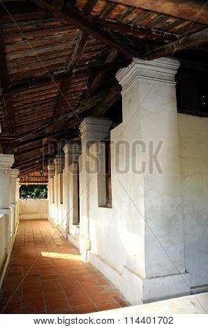 The Old Mosque of Pengkalan Kakap in Merbok, Kedah