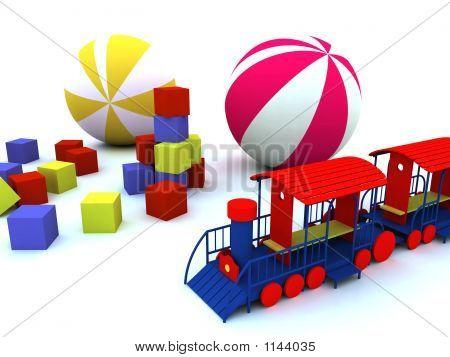 Kindes Spielzeug