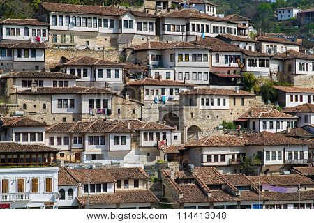 City in Albania