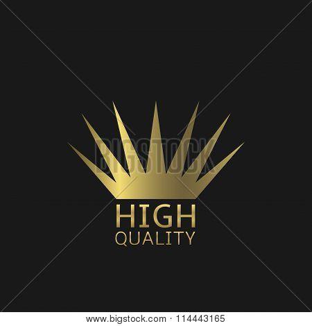 High quality symbol
