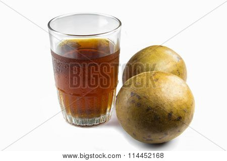 Sweet Fruit Used As Medicinal Herb