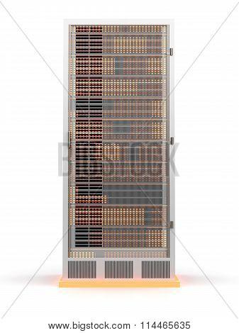 Server Tower.