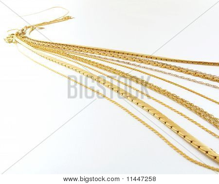 Gold Chain Perspective