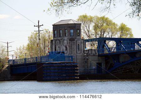 Ruby Street Bridge Control Tower