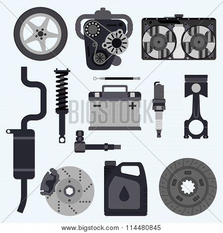 Set Auto Parts.