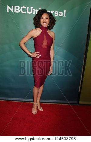 LOS ANGELES - JAN 14:  Ashley Darby at the NBCUniversal Cable TCA Press Day Winter 2016 at the Langham Huntington Hotel on January 14, 2016 in Pasadena, CA