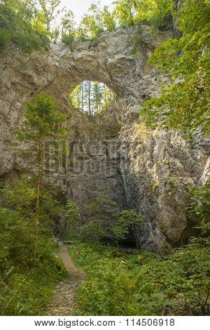 Rakov Skocjan park, Slovenia