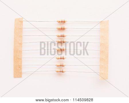 Passive Resistor Vintage