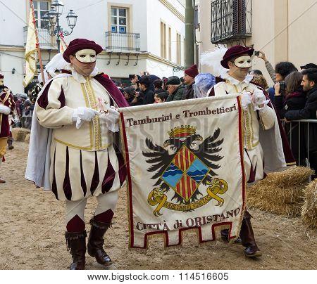 Sardinian, Festival Of Sartiglia