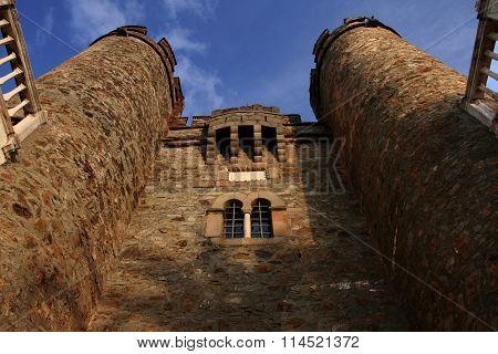 Palace Of The Dukes Of Feria, Today The Parador De Zafra, Spain