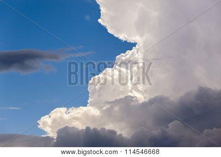 Storm Clouds Summer