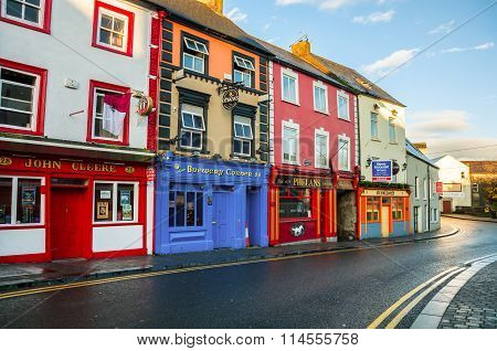 Kilkenny pubs in Ireland