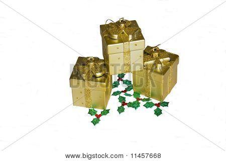 Xmas Present Boxes