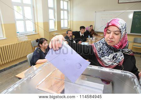 Turkish Local Election