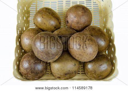Sweet Fruit Used as Medicinal Herb .