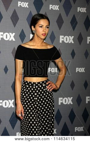 LOS ANGELES - JAN 15:  Annet Mahendru at the FOX Winter TCA 2016 All-Star Party at the Langham Huntington Hotel on January 15, 2016 in Pasadena, CA