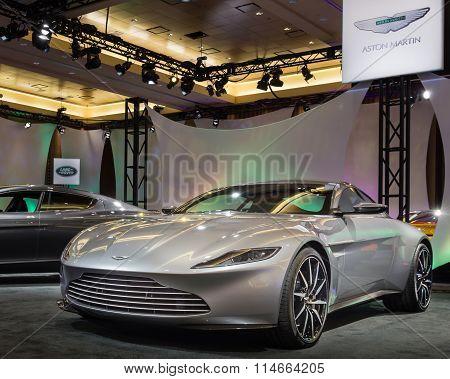 2016 Aston Martin DB10