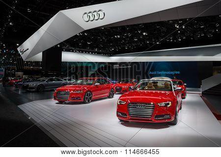 2016 Audi Exhibit