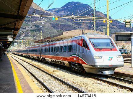 Frecciargento Fast Train