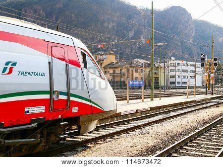 Bolzano Railroad Station