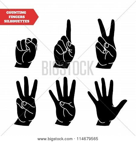 Counting hands set
