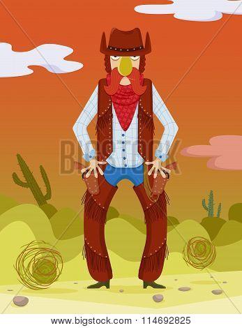 Cowboy Wild West